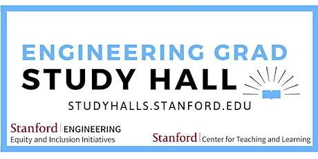 Engineering Grad Study Hall - Mon. February 10 tickets
