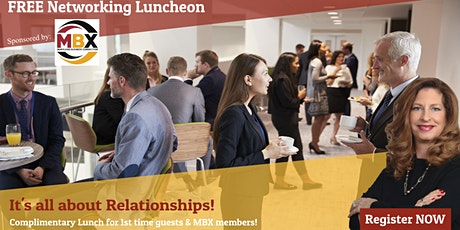 Edgewater Networking Luncheon tickets