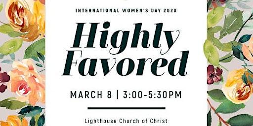 2020 International Women's Day