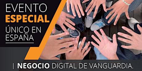 Venta de entradas Negocio Digital de Vanguardia 16 de mayo 2020  entradas