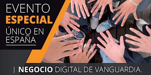 Venta de entradas Negocio Digital de Vanguardia 16 de mayo 2020