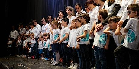 Prova gratuità metodo Children Music Laborathory (bimbi da 3 a 5 anni) biglietti