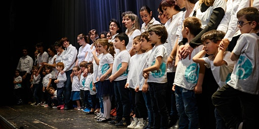 Prova gratuità metodo Children Music Laborathory (bimbi da 3 a 5 anni)