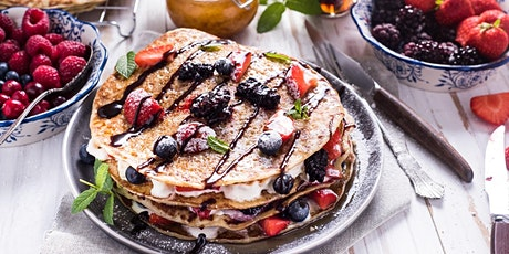 Crepes Night tickets