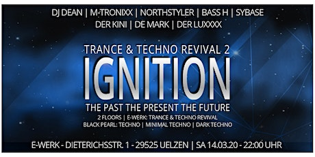 IGNITION REVIVAL 2 Tickets