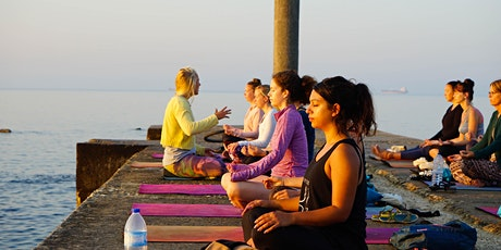 Yoga by the Sea - Cascais Promenade tickets