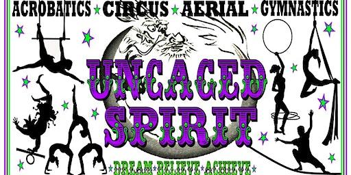 TINY TUMBLERS @ UNCAGED SPIRIT