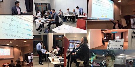 Paris : Learn how to code a Quantum Computer - Training Course billets