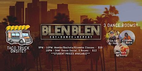 Blen Blen April 2020 tickets