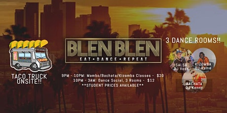 Blen Blen May 2020 tickets