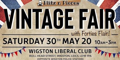 Blitz n Pieces Vintage Fair tickets