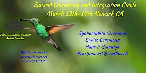 Sacred Medicine Celebration and Integration Circle