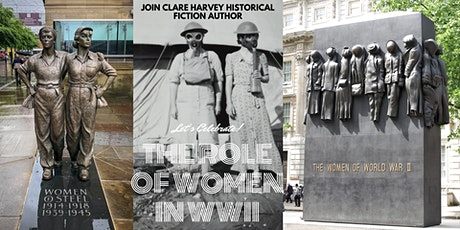 The Role of Women in WWII tickets