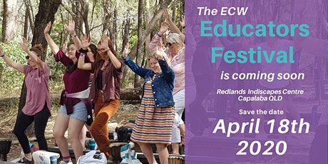 ECW Educators Festival tickets