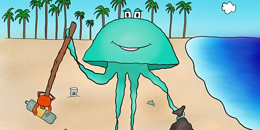 The Jellyfish Who Saved the Beach - Launch event