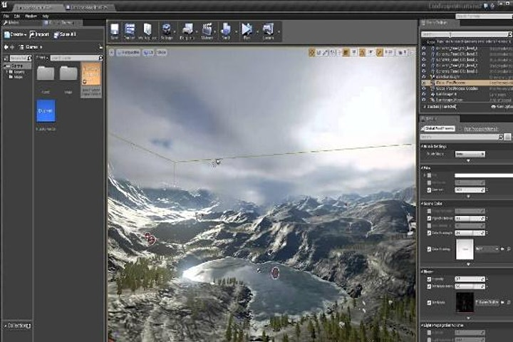 UNREAL ENGINE COURSE image