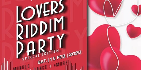 Lovers Riddim Party - Summer Series tickets