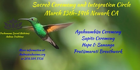 Sacred Medicine Celebration Ceremony and Integration Circle tickets