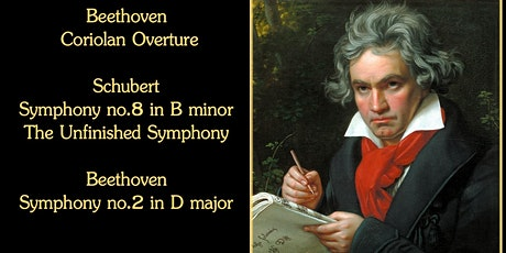 Beethoven 250 presented by The White Rose Orchestra tickets