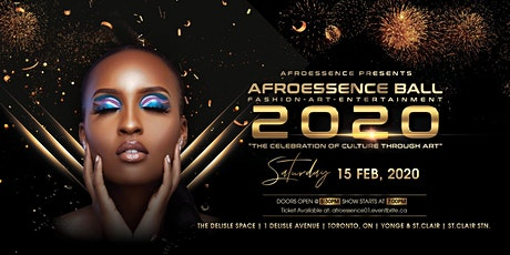 AFROESSENCE BALL tickets