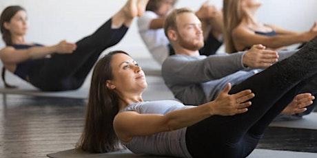 Pilates Class Maesteg tickets
