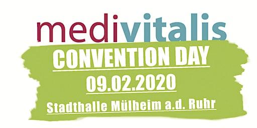 Medivitalis Convention Day Rhein Ruhr 2020