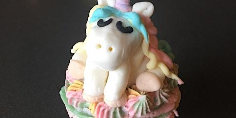 Unicorns! Cupcake Decorating Class tickets