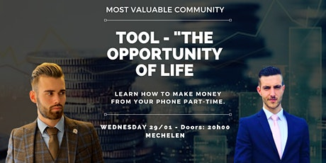 MVC - Tool Of Opportunity tickets