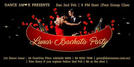Lunar Bachata Dance Party tickets