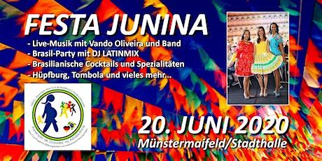 Festa Junina Tickets