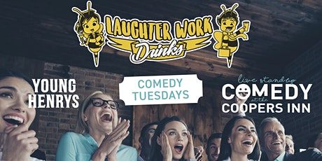 Laughter Work Drinks at The Coopers Inn tickets