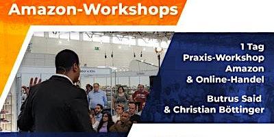 (Ausverkauft) AMAZON WORKSHOP Verkauf Seminar – AMAZON FBA in Frankfurt
