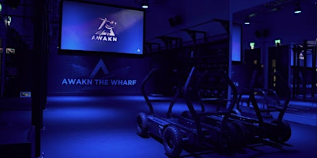 Work out & Mingle - Awakn and Humble & Grape tickets