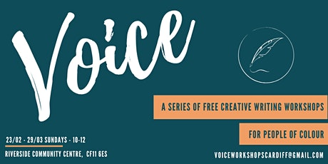 Voice Creative Writing Workshops tickets
