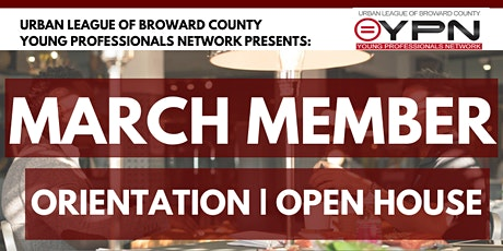 New Member Orientation | Open House tickets