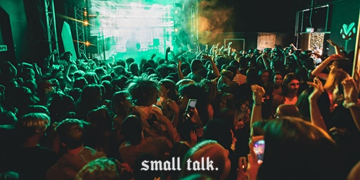 Small talk. 008 | UV party (U18)