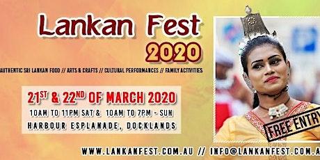 Lankan Fest 2020 tickets