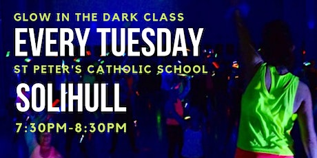 NEW CLASS LAUNCH ST PETER'S SOLIHULL - EVERY TUESDAY - 7:30pm-8:30pm tickets
