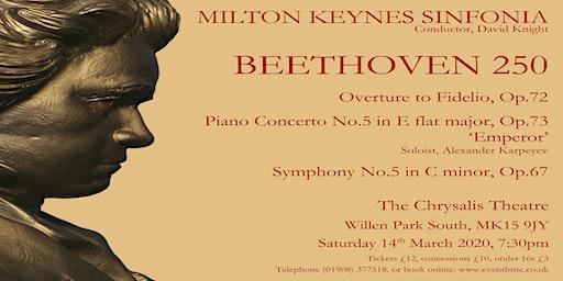 Milton Keynes Sinfonia Spring Concert