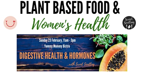 Digestive Health & Hormones - Cooking Workshop Tickets