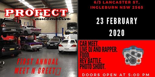 Profect Automotive Meet n Greet