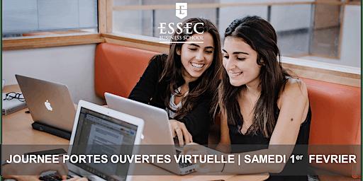 Journée Portes Ouvertes Virtuelle ESSEC 2020