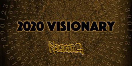 Robbie G live in Owen Sound April 22nd at The Harb - 2020 Visionary Tour tickets