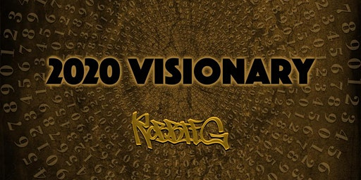 Robbie G live in Owen Sound April 22nd at The Harb - 2020 Visionary Tour