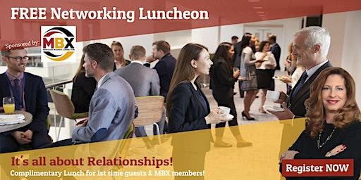 Pasadena Networking Luncheon
