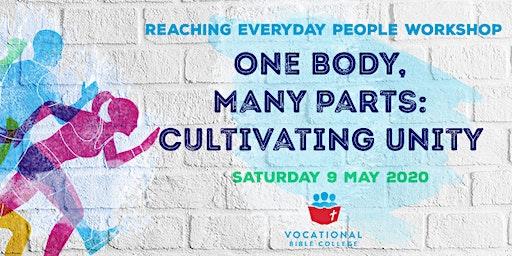 Reaching Everyday People - Sydney Workshop 2020