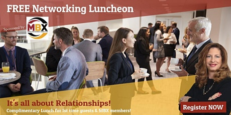 Silver Spring Networking Luncheon tickets