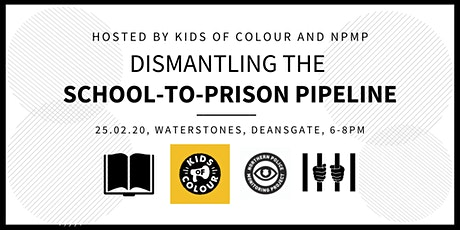 Dismantling The School-To-Prison Pipeline tickets