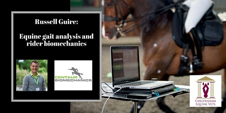 Russell Guire: Gait Analysis and Rider Biomechanics tickets