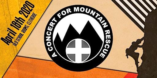 A Concert for Mountain Rescue